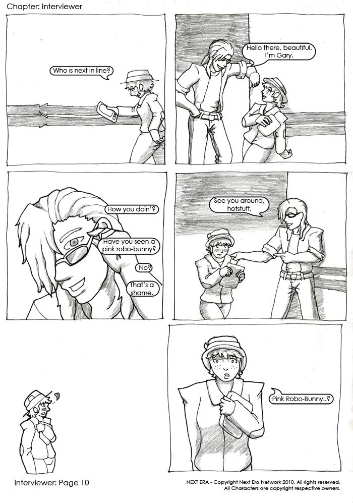 Interviewer Page 10