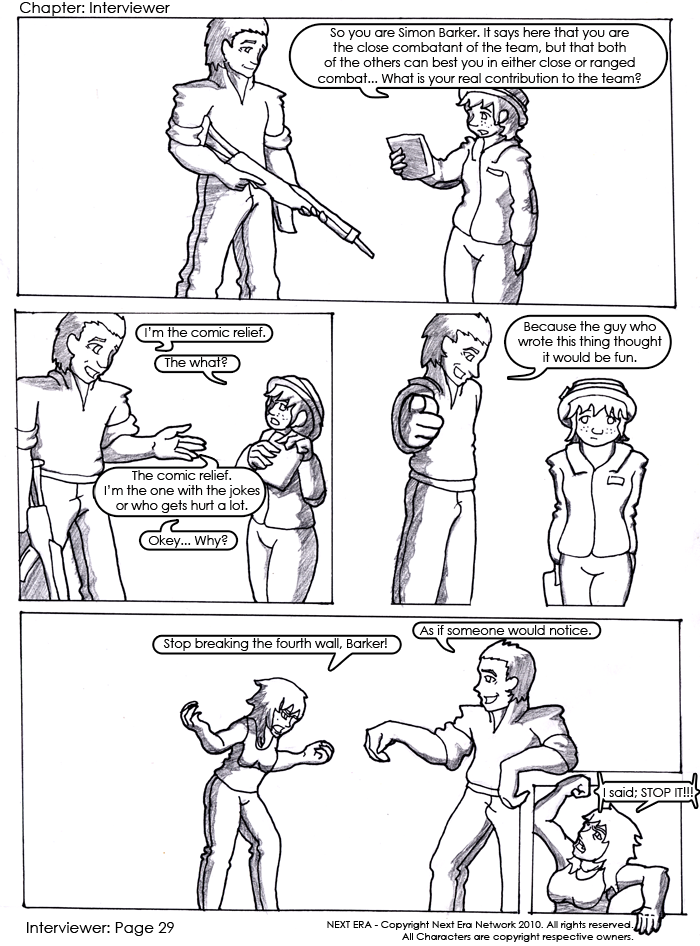 Interviewer Page 29